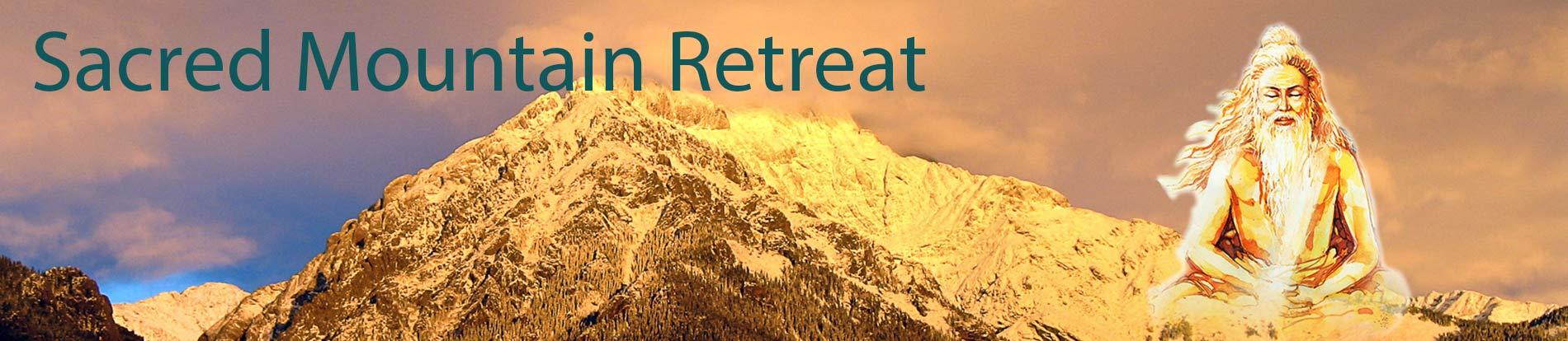 Yogiraj Dr Ramnath Aghori - Sacred Mountain Retreat